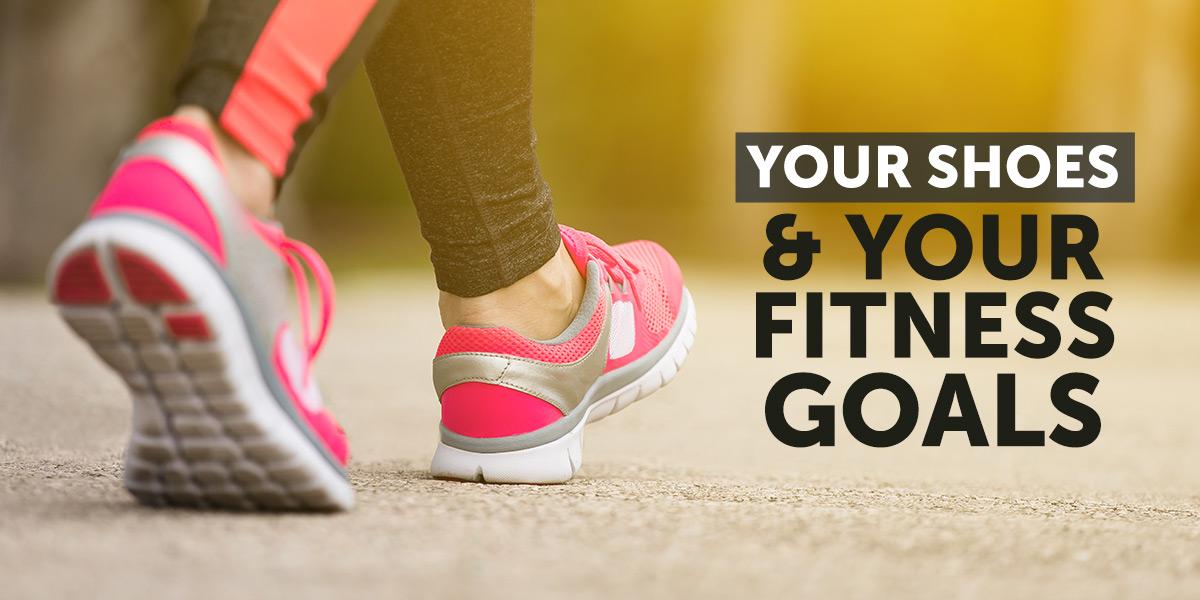 How Your Shoes Can Make or Break Your Fitness Goals